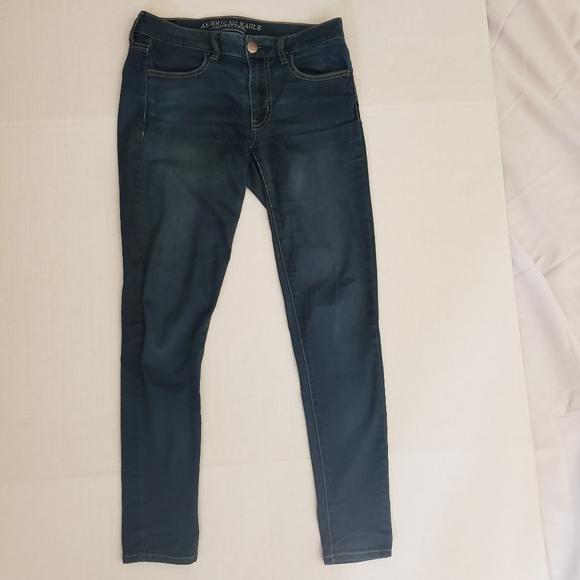 American Eagle Outfitters Pants - American Eagle Super Strech Pants